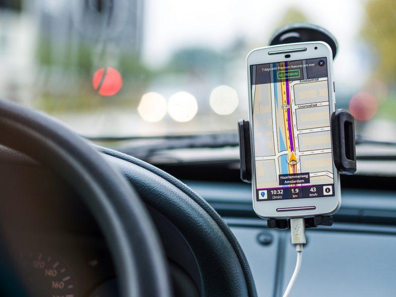 Navigation Google Analytics