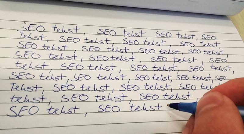 SEO-tekst schrijven handleiding
