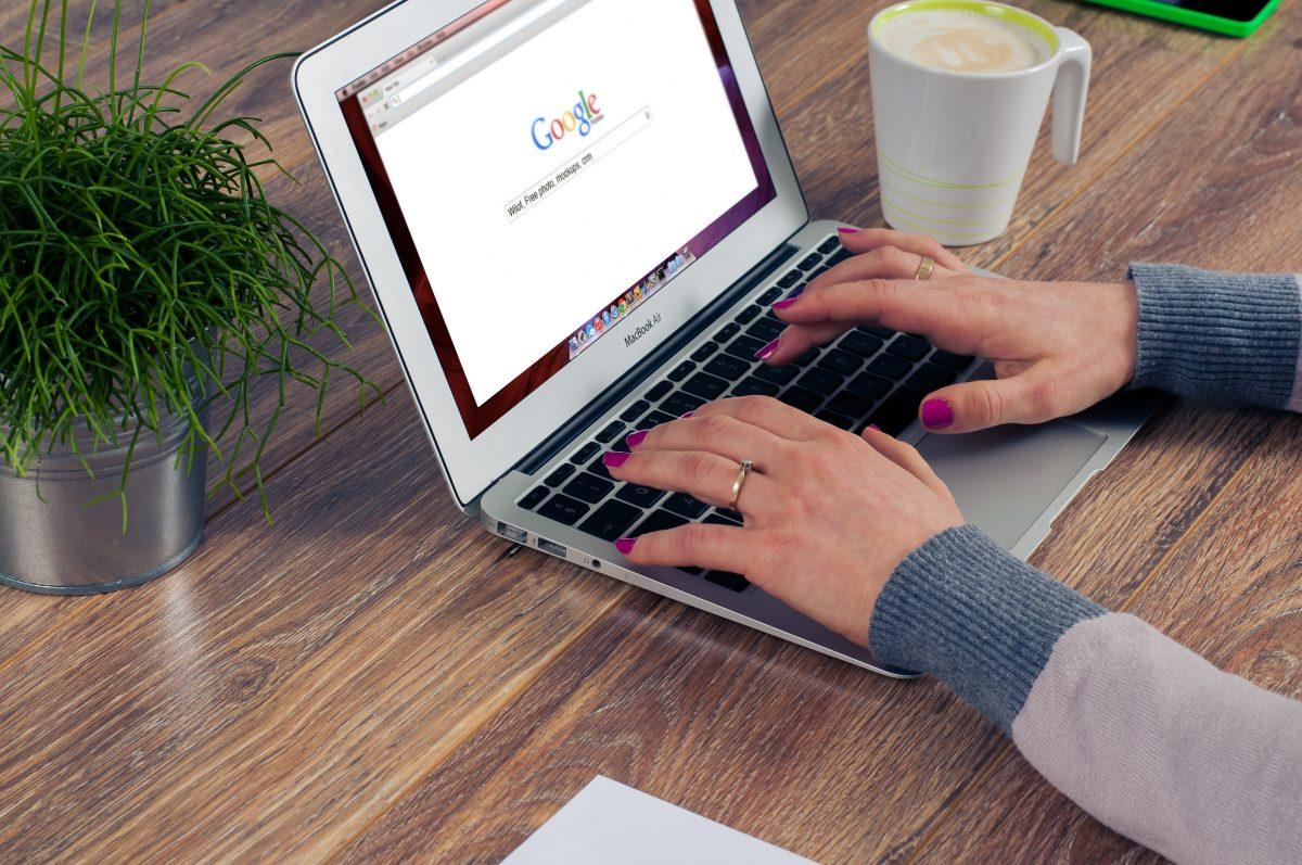 Google markaandeel