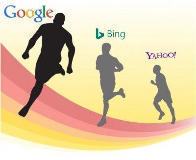 macht van Google