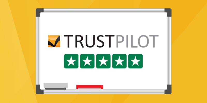 Beoordelingssites Trustpilot