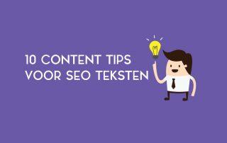 content tips voor seo