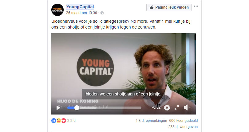 young capital 1 april