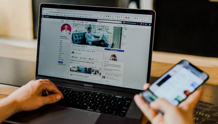 Facebook social media afmetingen 2021