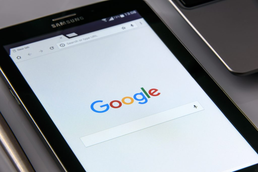 Google Ads gemiddelde positie