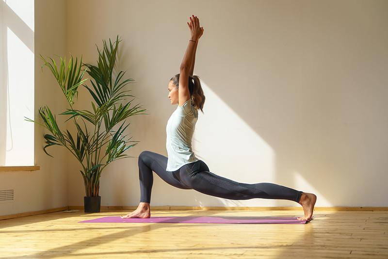 Yoga thuiswerken